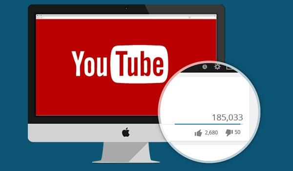 wybicie się na YouTube